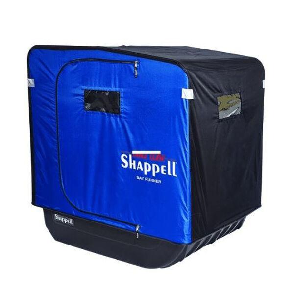 Shappel Bay Runner Insulated Sled-Based Cabin