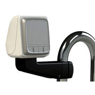 "Scanpod Arm-Mounted Single Instrument Pod (Uncut) - Fits 1"" - 1.3"" Rails"