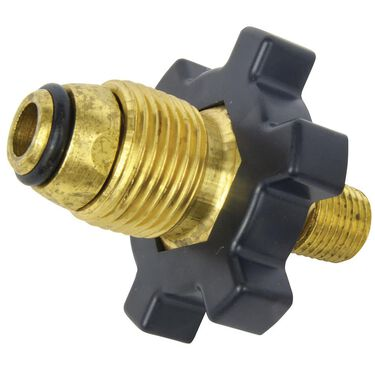 """Excess Flow Soft Nose POL x 1/4"""" Male Pipe Thread"""