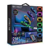 Bytech 25' Multi-Color LED Light Strip