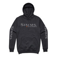 Simms Men's Bass Logo Hoodie