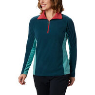 Columbia Women's Glacial IV Half-Zip Fleece