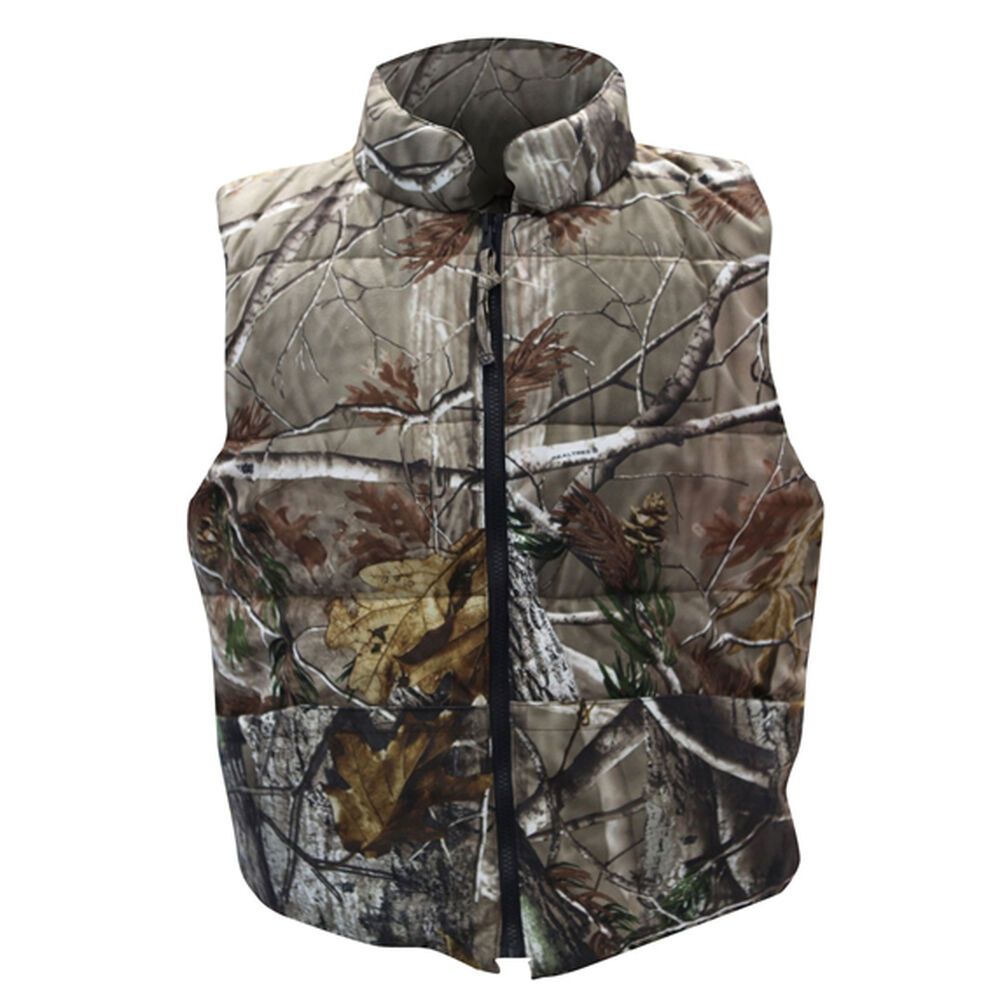 6de0c40490c09 Gamehide Men's Deer Camp Reversible Waterproof Insulated Vest ...