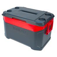 Igloo Latitude 50 Qt. Cooler, Red/Gray