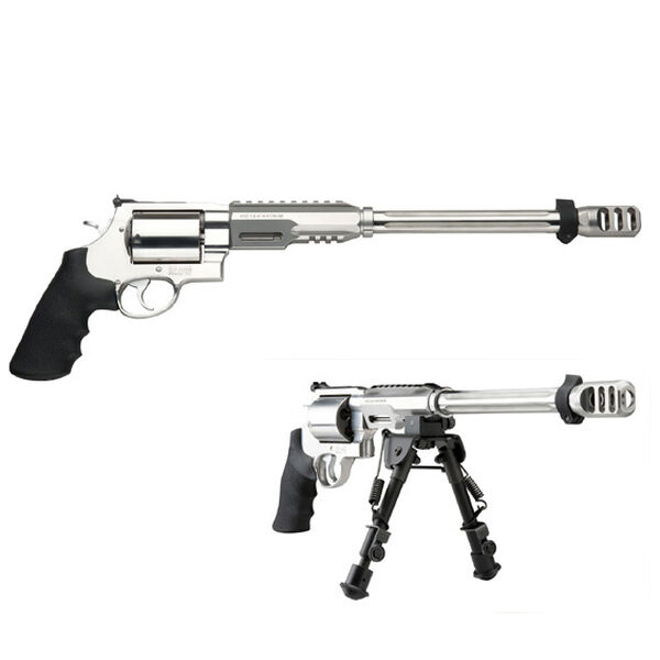 Smith & Wesson Model 460XVR Handgun