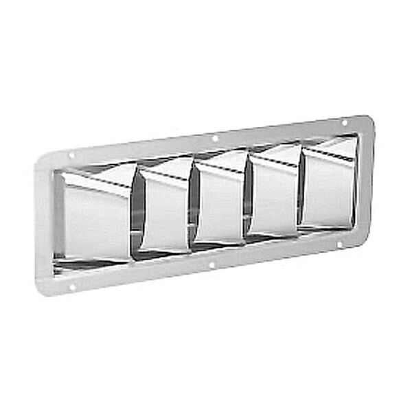 Attwood Stainless Steel Louver Vent