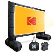 Kodak 14.5 Foot Inflatable Outdoor Projector Screen