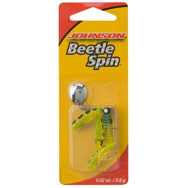 Johnson Beetle Spin Nickel Blade