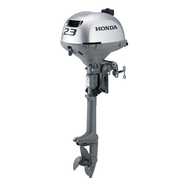 "Honda BF2.3 Portable Outboard Motor, 2.3 HP, 20"" Shaft"