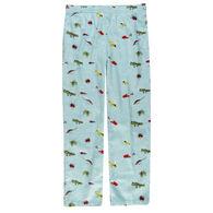 Lazy Mondays Men's Flannel Sleep Pant