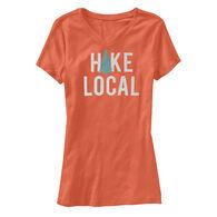 Hike Local Women's Short-Sleeve Tee