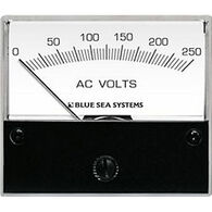 Blue Sea AC Analog Voltmeter, 0-250V