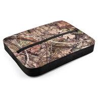 """Mossy Oak Deluxe Bottomlands Camo Foam Seat, 14""""x18"""""""