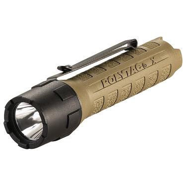 Streamlight PolyTac X Tactical LED Flashlight, Coyote