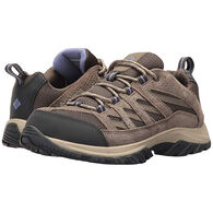 Columbia Women's Crestwood Waterproof Low Hiking Shoe