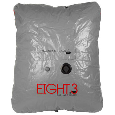 Ronix Eight.3 Telescope Rectangle Shape Ballast Bag, 800 lbs.