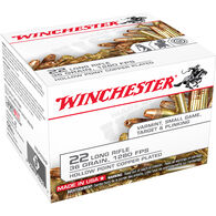 Winchester 222 Rounds Bulk Pack, .22 LR, 36-gr., JHP