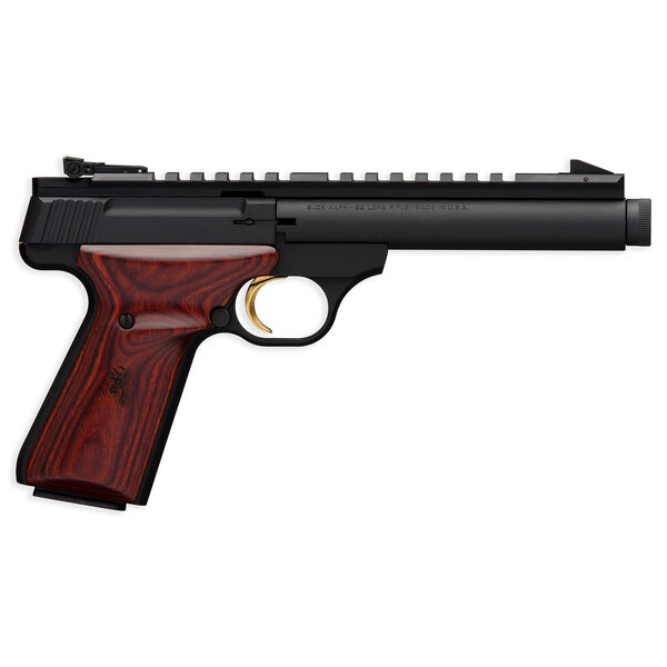 Browning Buck Mark Field Target Suppressor Ready Handgun