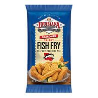 Louisiana Fish Fry Seasoned Crispy Fish Fry Breading, 10-Oz.