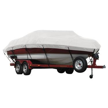 Exact Fit Covermate Sunbrella Boat Cover for Smoker Craft 181 Phantom  180 Phantom W/Walk Thru Shield W/Port Troll Mtr I/O