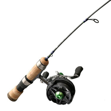 13 Fishing Snitch Descent Inline Ice Combo with Quick Tip