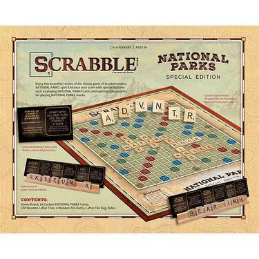 SCRABBLE National Parks Edition
