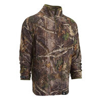 TrueTimber Men's Pulse Midweight Quarter-Zip Pullover