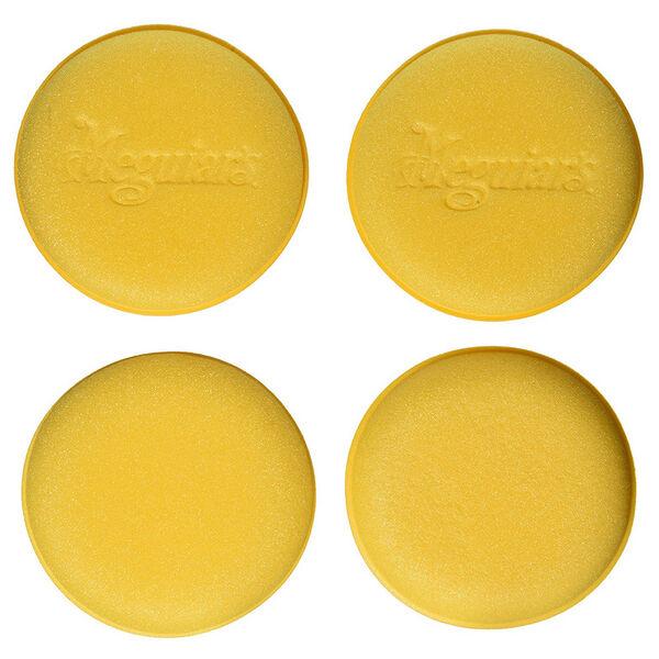Meguiar's Foam Applicators, 4-Pack