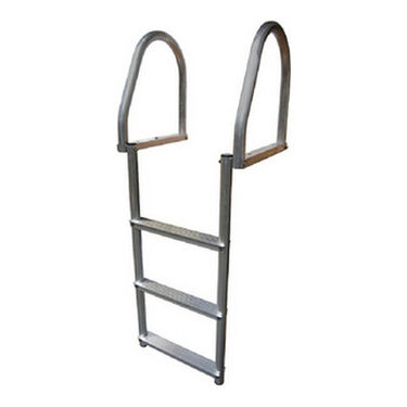 Dock Edge Flip-Up Eco Dock Ladder, 3-Step
