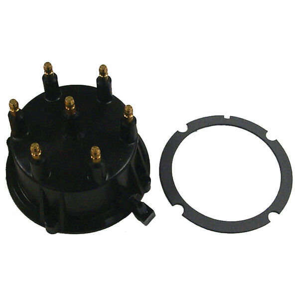 Sierra Distributor Cap For Mercury Marine Engine, Sierra Part #18-5396