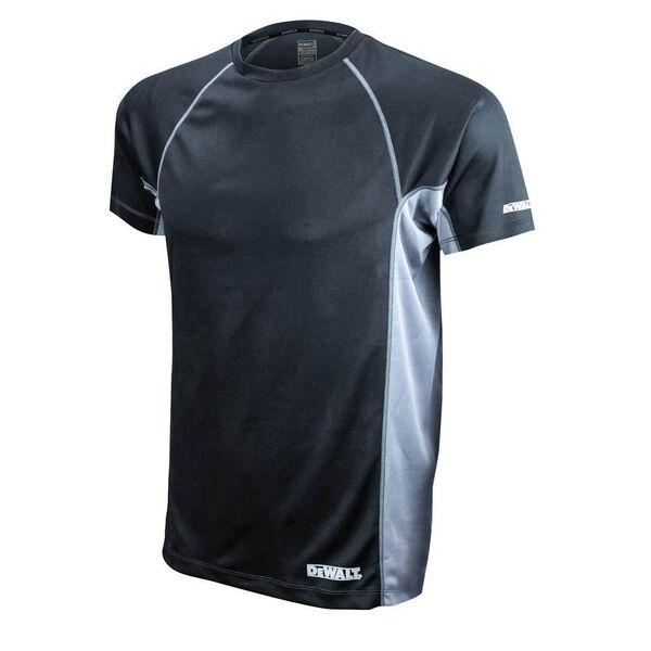 Dewalt Two-Tone Performance Shirt, Black