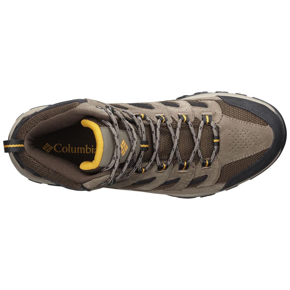 e7b76c08132 Columbia Men's Crestwood Mid Waterproof Hiking Boot