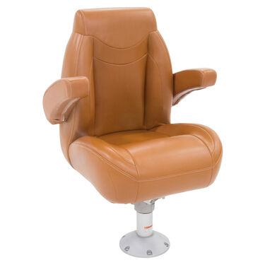 Low Back Recliner Premium Pontoon Helm Seat