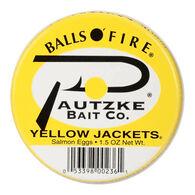 Pautzke Balls O' Fire Green Label Salmon Eggs