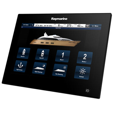 "Raymarine gS125 12.1"" Glass Bridge MFD With Inverted Display"