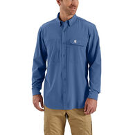 Carhartt Men's Force Extremes Angler Woven Long-Sleeve Shirt
