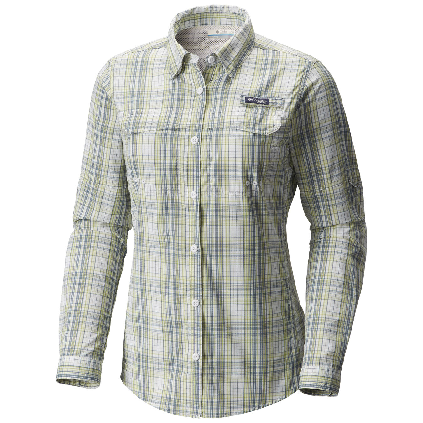 Columbia Womens Super Lo Drag Long Sleeve Shirt