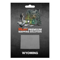 onXmaps HUNT GPS Chip for Garmin Units + 1-Year Premium Membership, Wyoming