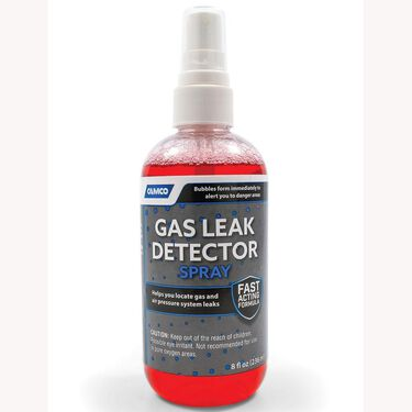 Gas Leak Detector with Sprayer, 8oz.