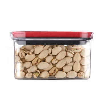 Neoflam Square Pantry Canister with Smart Seal Lid, 20 oz.