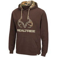 Realtree Men's Grizzly Pullover Hoodie
