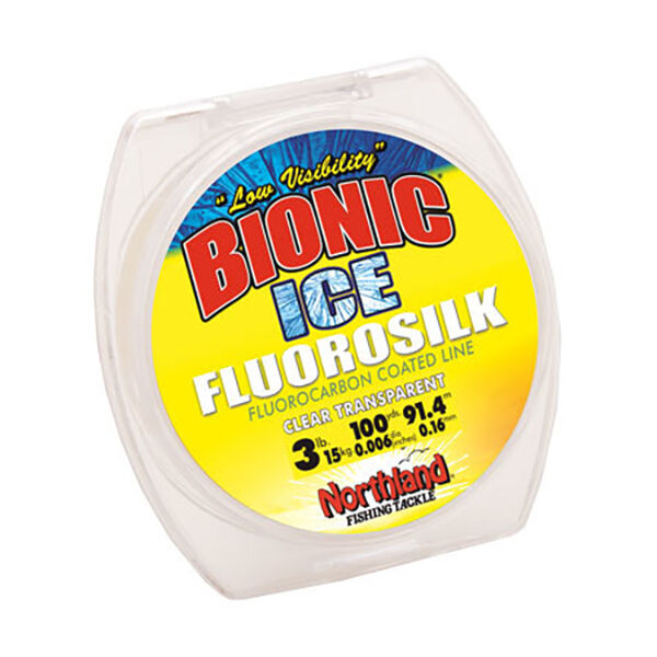 Northland Bionic Ice Fluorosilk Line