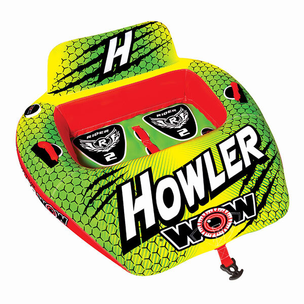 WOW Howler 2-Person Towable Tube