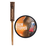Flextone Show Stopper Glass Turkey Call
