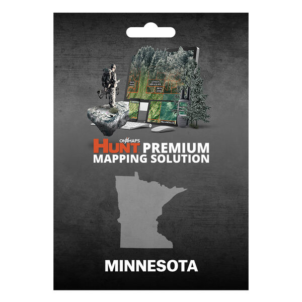 onXmaps HUNT GPS Chip for Garmin Units + 1-Year Premium Membership, Minnesota