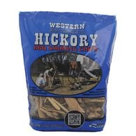 Western Hickory BBQ Wood Smoking Chips