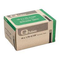 Q-Tubes Schrader Valve, 16 x 1.75-2.125