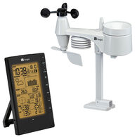 Logia 5-in-1 Wireless Weather Station with PC Data Sync