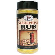 Hi Mountain Garlic Pepper Rub, 359