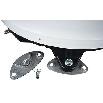 Dish Playmaker Satellite Antenna Roof Mount Kit Gander